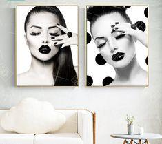 Modern Canvas Art, Modern Wall Art, Canvas Art Prints, Canvas Wall Art, Types Of Art Styles, Salon Art, Beauty Salon Decor, Nordic Art, Beach Wall Art