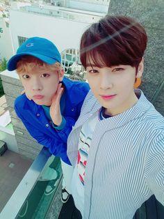 ASTRO - Sanha & Eunwoo