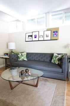Lindsey Albrecht Design : Napa Valley Interior Designer : Project Monticello Park : Family Rooom