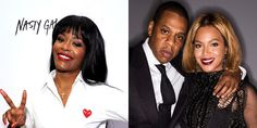 Azealia Banks Shows Love for Donald Trump; Calls Out Beyonce & Jay Z   Azealia Banks Shows Love for Donald Trump; Calls Out Beyonce & Jay Z  In a series of Facebook posts controversial - and some would label insane - rapper Azealia Banks says she is thrilled that Donald Trump is the USA's new President-elect.  Donald Trump's victory earlier today (November 8th) has been greeted with widespread dismay with critics pointing to widespread accusations of xenophobia sexism racism and other…