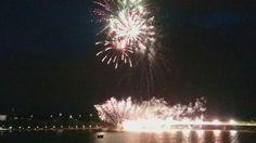 Australia Day 2016 Fireworks