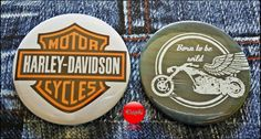 También tenemos chapas para los amantes de las 2 ruedas! #chapó #chapaspersonalizadas #imanes #espejos #abrebotellas #motero #motos
