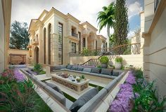 Classic Palace Location. Riyadh Saudi Arabia3D Max 2013 + V ray 2.4 + Photoshop