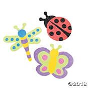 Make colorful butterflies, dragonflies and ladybugs with this fun sand art kit! Each assorted 4 - 4 self-adhesive board includes a magnet and 4 bags . Taco Crafts, Bug Crafts, Crafts For Kids, Arts And Crafts, Sand Art Crafts, Hobby Supplies, Bugs And Insects, All Craft, Nails