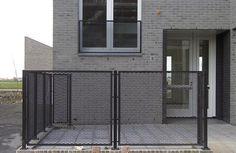 strekmetaal balustrade