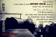 Amo Jones: Crowned by Hate teaser