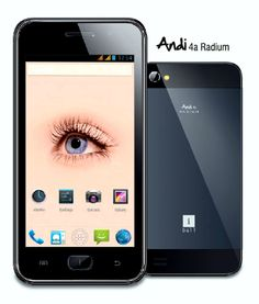iBall Andi 4a Radium available with 4-inch display, Dual-core, Android 4.1 for Rs. 6,990