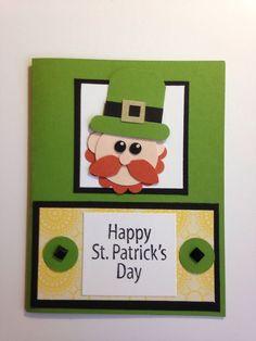 Stampin' Up! Lucky Leprechaun St. Patrick's Day Card Kit