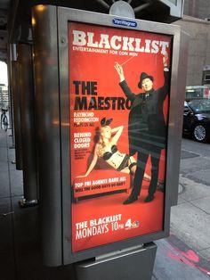 The Blacklist - NYC - Nov 14