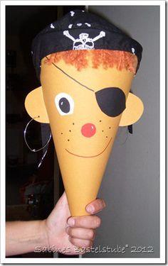 http://www.pinterest.com/tammylegere/recycle-art-for-kids/ Piraat