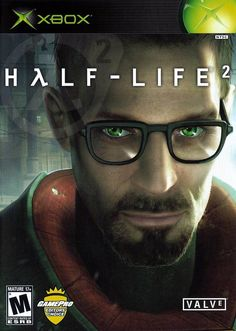 Buy Half-Life 2 the Original Xbox Game today. Gamer 4 Life, Game Of The Day, Video Game Collection, Half Life, Games Today, Old Games, Xbox Games, Top Videos, Print Pictures