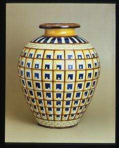 Ceramic ware and porcelain for Richard-Ginori, Manifattura Doccia at Sesto Fiorentino (Firenze) and Manifattura San Cristoforo (Milan) - Giò...