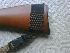 Para cord Rifle Sling How-To