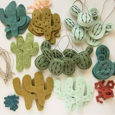 Likes, 21 Comments - Handmade Pillows + Felt Goods ( on Insta. - Likes, 21 Comments - Handmade Pillows + Felt Goods ( on Insta. Easy Felt Crafts, Felt Diy, Cute Crafts, Decor Crafts, Crafts To Make, Cactus Craft, Cactus Decor, Craft Projects, Sewing Projects