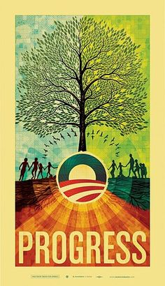 "Century Poster Art Movement - During the Obama campaign, three things happened. First, the Obama campaign gave explicit approval for posters by ""Artists for Obama. Political Posters, Political Art, Barack Obama, Presidential Campaign Posters, Presidential Election, Obama Poster, Obama 2008, Obama Campaign, Political Campaign"