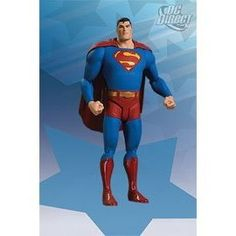 All Star Series 1: Superman Action Figure @ niftywarehouse.com