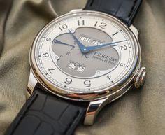 F.P. Journe Quantième Perpétuel Watch