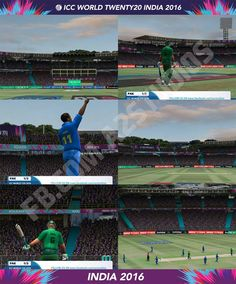 1000+ images about a2 studios ICC World t20 WC 2016 for EA Sports ...