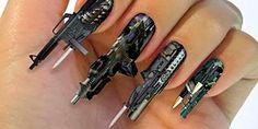 insane nail art - Google Search
