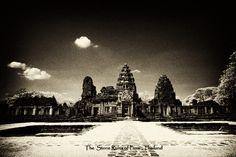 The Stone Ruins of Pimai, Nakhon Rachasrima, Thailand