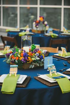 Crocker Courtyard, decor, Alyson + Adam 2012. Shot by Sarah Maren.   Read more - http://www.stylemepretty.com/2013/03/05/crocker-art-museum-wedding-from-kate-miller-events/