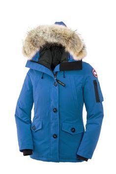 Canada Goose Montebello Blue Topaz