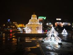 Christmas is coming to Bucharest ;)
