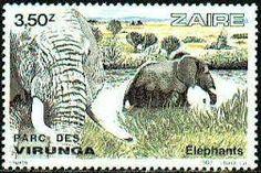 """Résultat de recherche d'images pour """"STAMP AFRICA ELEPHANT"""""""