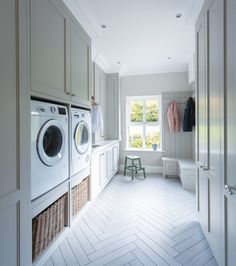 9 steps to a dream laundry room - this year's most wanted kitchen add-on | HouseAndHome.ie