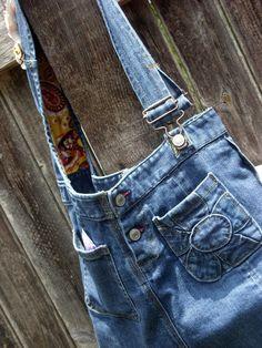 RoCa and Company: Chic Denim Bag