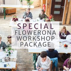 NEW Special Flowerona Workshop Package! We've set up an Instalment Plan if you'd like to attend both our #BrandingForFlorists and #SocialForFlorists workshops which are taking place in London in September. Several florists have already booked both workshops and if you'd like to join them full details can be found in the link in my profile. | #FloweronaWorkshops #WorkshopsForFlorists