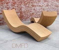 DMFD: Eco Furniture & Home Accessories Made from Cork