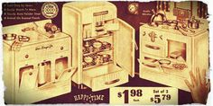Learn all about Toys in the 1940s on RetroWaste! Pictures, year-by-year breakdowns and much more!