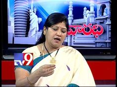 Cong leader Uppala Sarada on AP politics with NRIs - Varadhi - USA - Part 3