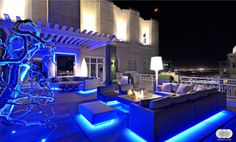 High Resolution Image: Light Design Outdoor Lighting 2192x1320 Led ...But how??? And preferably in white, please.
