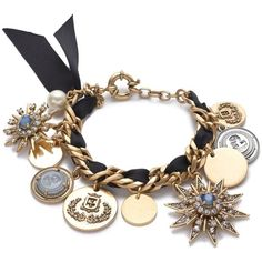 J.Crew Pre-order Mixed charm bracelet and other apparel, accessories and trends. Browse and shop 6 related looks.