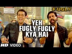Lets do some fugly fugly by watching this peppy fun song Yeh fugly fugly from the movie #Fugly & enjoy the weekend......