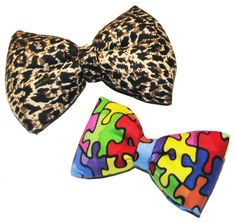 Padded BowTie Bow