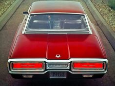 1964 Thunderbird :: rear
