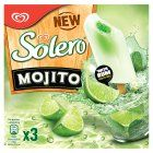 Mojito flavoured solero's with real Rum?! Yes please!