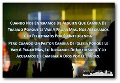 Pastor Interesado
