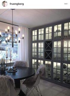 Kitchen with Barbecue: Projects and Photos - Home Fashion Trend Bodbyn Kitchen Grey, Ikea Kitchen Cabinets, Grey Kitchens, Kitchen Flooring, Narrow Kitchen, Interior Decorating, Interior Design, Minimalist Kitchen, Small Apartments
