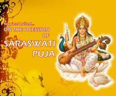 Saraswati pooja Festival 2015 WhatsApp Images Wallpapers Greetings Wishes SMS  Get latest Saraswathi Pooja festival Images and wallpapers, whatsapp images, wishes greetings. See more http://www.tnupdates.com/2015/10/saraswati-pooja-images-and-whatsapp-greetings.html