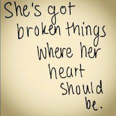 Love Pain Brokenheart Saying Instagram