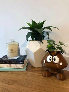 Goomba Planter pot