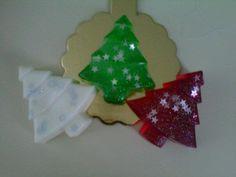 estos son jabones de navidad