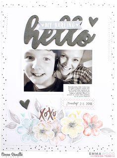 My darling   More than Words   Emma Wood – Cocoa Vanilla Studio