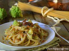 pasta broccolo alici e mollica