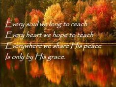 Grace Alone - Maranatha Singers