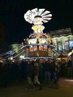 Mercado de Natal Karlsruhe Alemanha